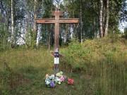 Церковь Николая Чудотворца - Капустники - Износковский район - Калужская область