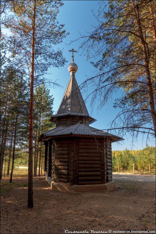 Ивановская область, Ильинский район, Куменово. Церковь иконы Божией Матери