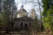 Церковь Николая Чудотворца - Затока - Галичский район - Костромская область