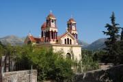 Церковь Мануила и Иоанна - Карес - Крит (Κρήτη) - Греция