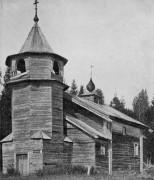 Церковь Михаила Архангела - Муромцево, урочище - Галичский район - Костромская область