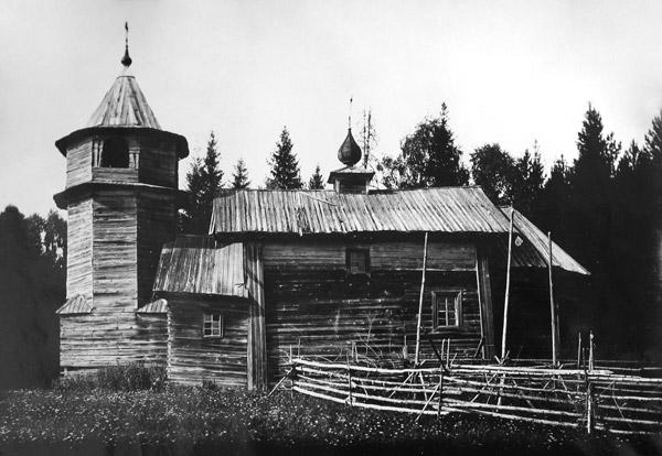 Церковь Михаила Архангела, Муромцево, урочище