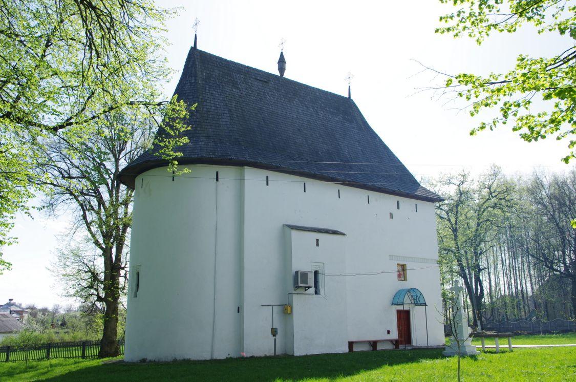 Церковь Илии Пророка (старая), Топоровцы