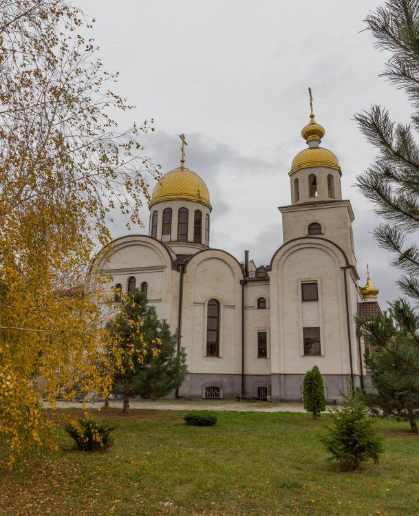 Церковь Александра Невского, Прасковея