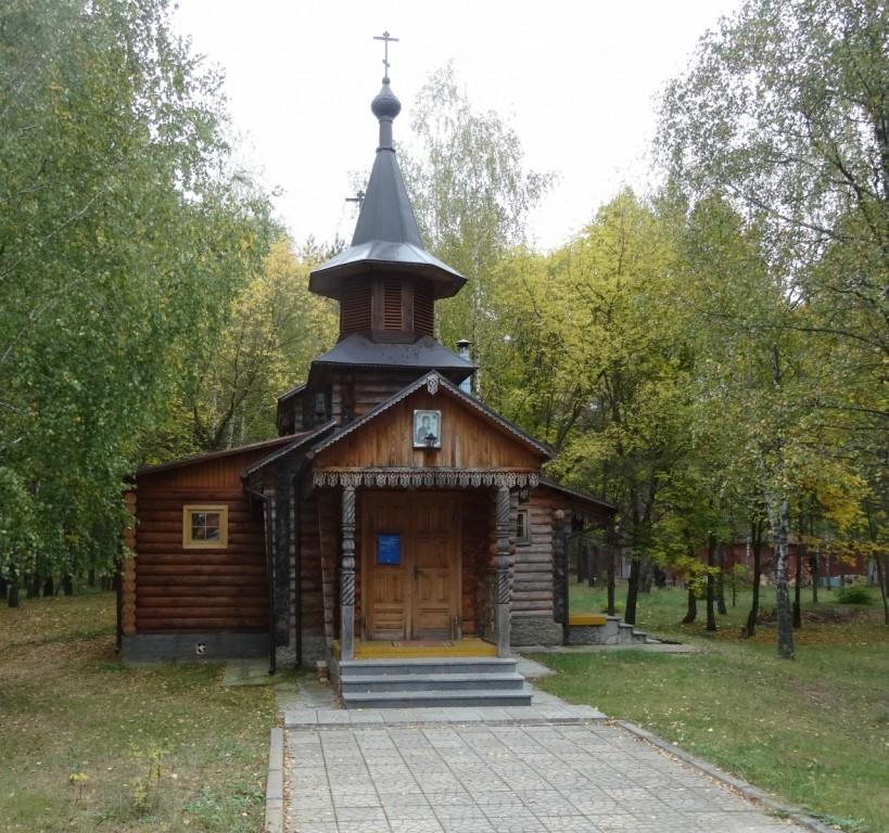 Церковь Смоленской иконы Божией Матери, Терюха