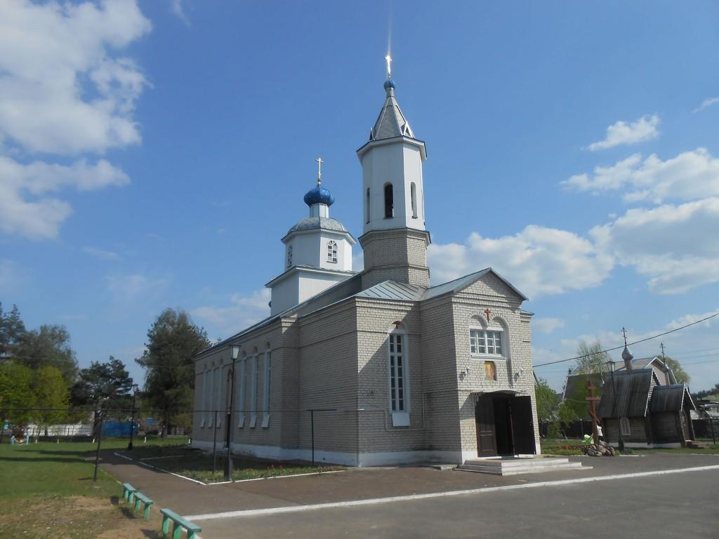 Церковь Петра и Павла, Светлогорск