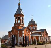 Церковь Богоявления Господня - Переволоцкий - Переволоцкий район - Оренбургская область