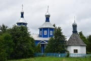 Церковь Сошествия Святого Духа - Дворец - Рогачёвский район - Беларусь, Гомельская область