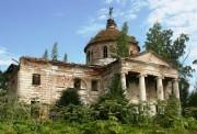 Церковь Спаса Нерукотворного Образа - Юрьево - Сандовский район - Тверская область