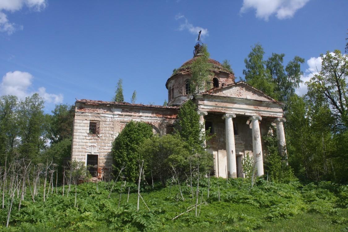 Церковь Спаса Нерукотворного Образа, Юрьево