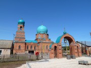 Церковь Троицы Живоначальной - Кандабулак - Сергиевский район - Самарская область