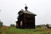 Часовня Сошествия Святого Духа - Осиновская - Шенкурский район - Архангельская область