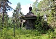 Церковь Смоленской иконы Божией Матери - Нижняя Лема - Вытегорский район - Вологодская область
