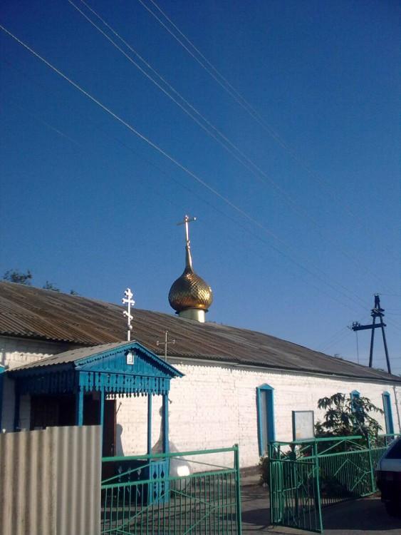 Церковь Александра Невского, Лебяжье