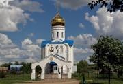 Глушицкий. Серафима Саровского, церковь