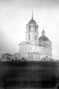 Церковь Вознесения Господня (старая) - Красномыльское - Шадринский район и г. Шадринск - Курганская область