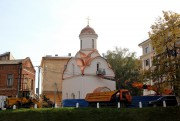 Церковь Николая Чудотворца над Зеленским съездом - Нижний Новгород - Нижний Новгород, город - Нижегородская область