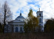 Церковь Богоявления Господня - Мишнево - Суворовский район - Тульская область