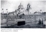 Церковь Троицы Живоначальной - Большая Елань - Усольский район - Иркутская область