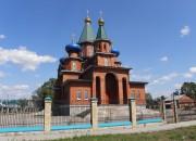 Церковь Спаса Преображения - Усолье-Сибирское - Усольский район - Иркутская область