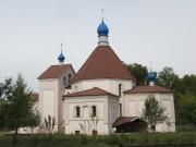 Церковь Троицы Живоначальной - Усть-Ордынский - Усть-Ордынский район - Иркутская область