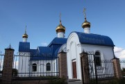 Церковь Богоявления Господня - Еткуль - Еткульский район - Челябинская область