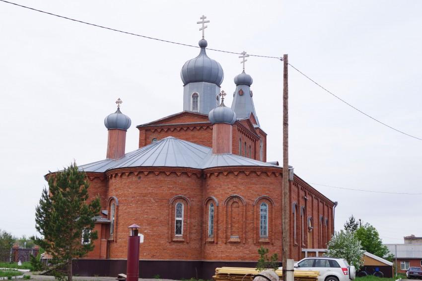 Симеоно-Анненский Кизильский женский монастырь. Церковь Симеона и Анны, Кизильское