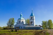 Церковь Покрова Пресвятой Богородицы - Темяшево - Моршанский район и г. Моршанск - Тамбовская область