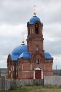 Церковь Михаила Архангела - Краснокаменка - Уйский район - Челябинская область