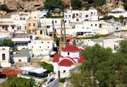 Церковь Богородицы - Линдос - Южные Эгейские острова (Περιφέρεια Νοτίου Αιγαίου) - Греция