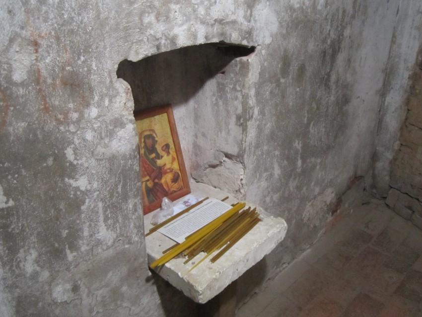 Черниговский скит. Церковь Михаила Архангела, Сергиев Посад