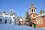 Иоанно-Богословский Лемешевский мужской монастырь - Лемешевка - Калиновский район - Украина, Винницкая область