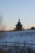 Ыбский Серафимовский женский монастырь. Неизвестная часовня - Ыб - Сыктывдинский район - Республика Коми