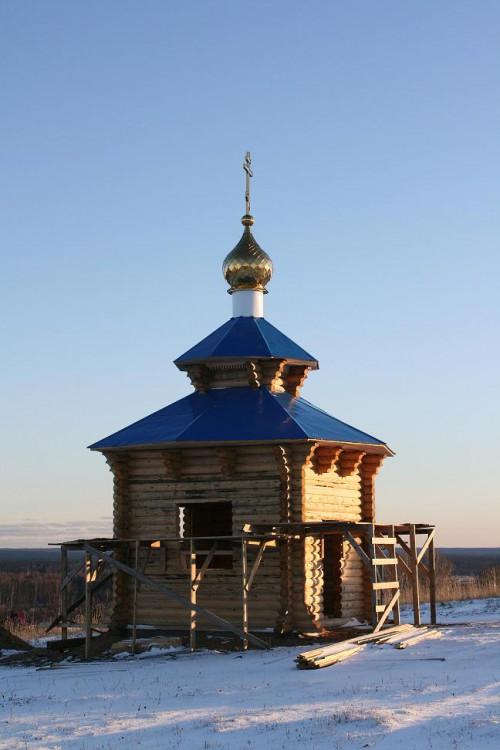 Ыбский Серафимовский женский монастырь. Неизвестная часовня, Ыб