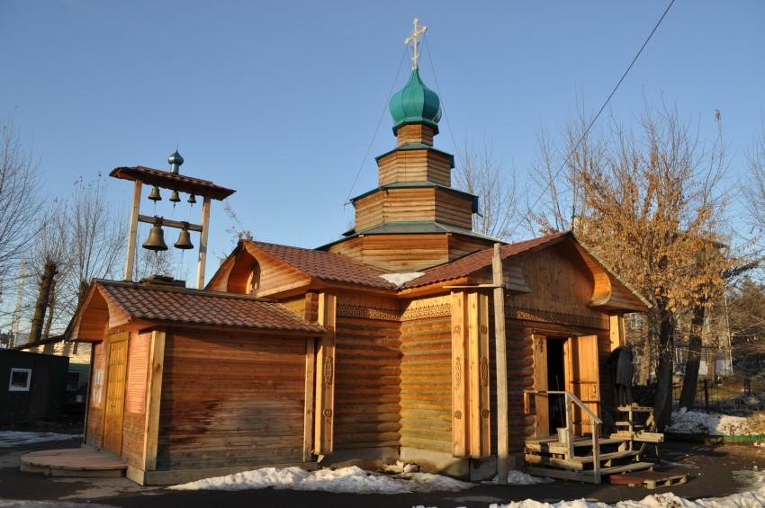 Церковь Саввы Сербского, Екатеринбург