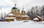 Церковь Георгия Победоносца - Юрья - Юрьянский район - Кировская область