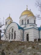 Церковь Покрова Пресвятой Богородицы - Красный Сулин - Красносулинский район - Ростовская область