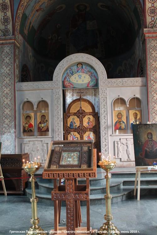 Церковь Николая Чудотворца, Батуми
