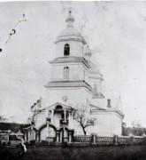 Абрамовка. Троицы Живоначальной, церковь