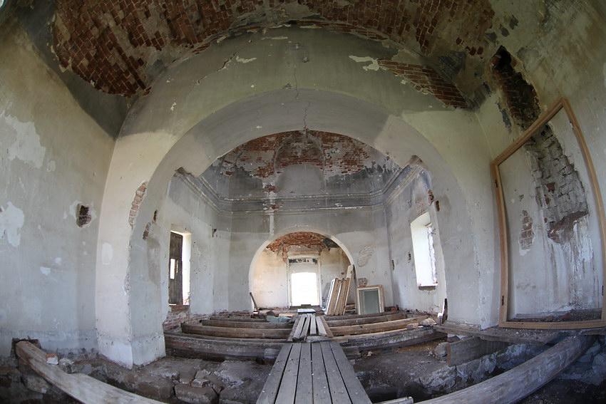 Церковь Харалампия Магнезийского, Соколово