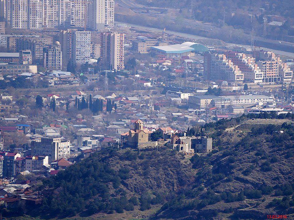 Преображенский мужской монастырь, Тбилиси