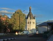 Богоявленско-Анастасьинский женский монастырь. Колокольня - Кострома - Кострома, город - Костромская область