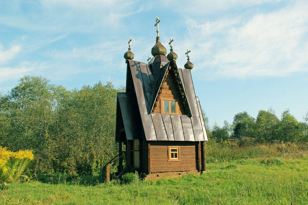 Костромская область, Нерехтский район, Лепилово. Часовня Параскевы Пятницы, фотография.
