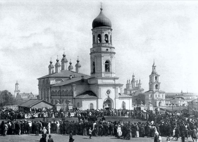 Собор Воскресения Христова, Вятка (Киров)