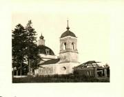 Церковь Успения Пресвятой Богородицы - Лунево - Болховский район - Орловская область