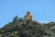 Тбилиси. Преображенский мужской монастырь. Церковь Спаса Преображения