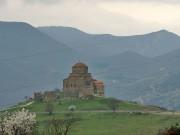 Монастырь Святого Креста - Джвари, гора - Мцхета-Мтианетия - Грузия