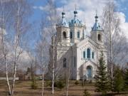 Церковь Богоявления Господня - Пахотный Угол - Бондарский район - Тамбовская область