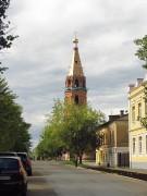 Христорождественский монастырь. Колокольня - Слободской - Слободской район - Кировская область