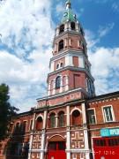 Слободской. Христорождественский монастырь. Колокольня